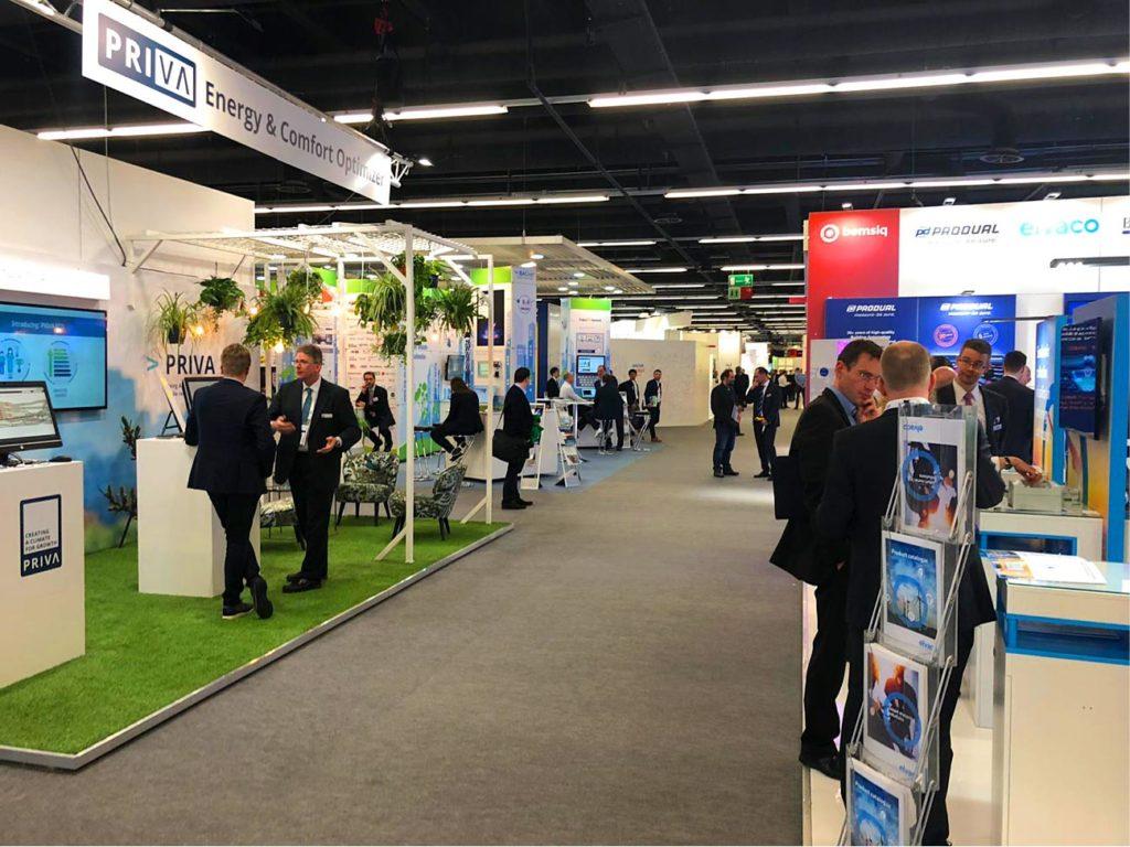 Besuch von Secure Corner GmbH der ISH Messe in Frankfurt am Main